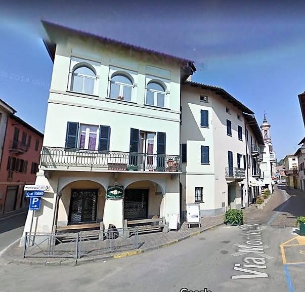 foto facciata Quadrilocale via Monte Grappa 3, Sommariva del Bosco