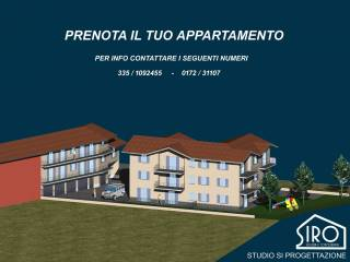 Foto - Appartamento via Giuseppe Garibaldi 14, Monasterolo di Savigliano