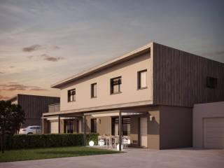 Foto - Villa, nuova, 137 mq, Bolgare