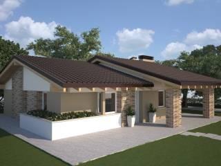 Foto - Villa, nuova, 130 mq, Roveredo in Piano