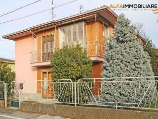 Foto - Villa bifamiliare via Mario Cicogna Mozzone 4, Terdobbiate