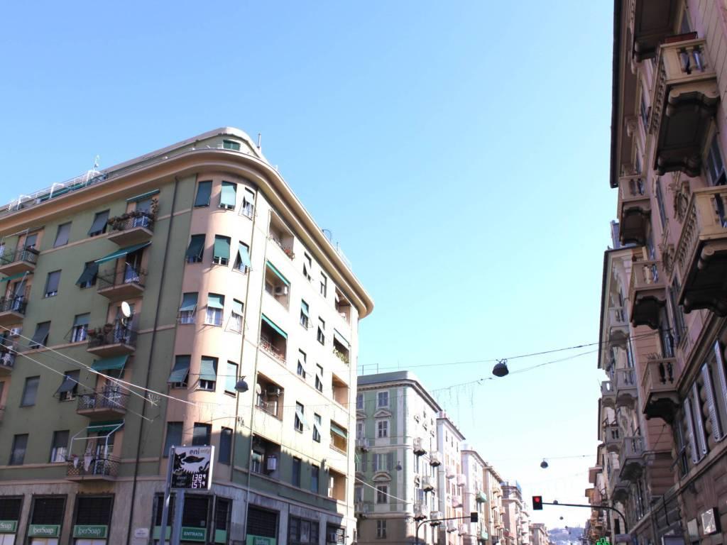 foto  Quadrilocale via Cornigliano, Genova