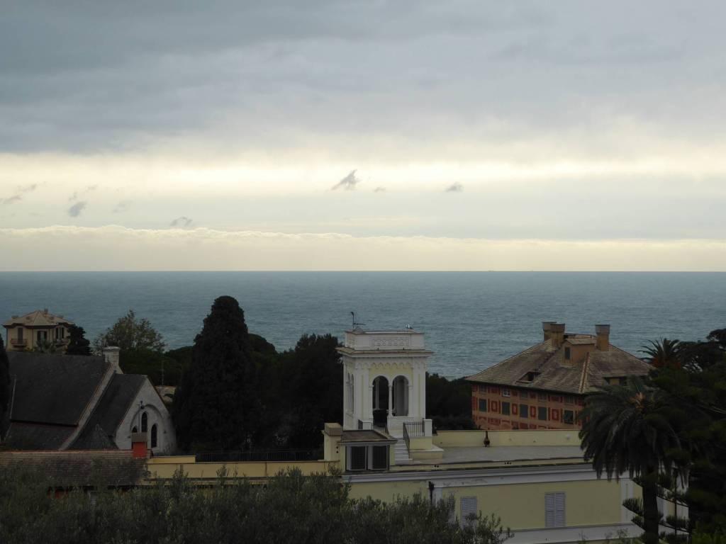 foto vista Appartamento via Capolungo, Genova