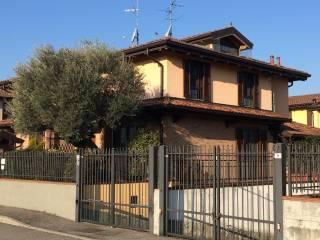 Foto - Villa via Francesco Fasoli, Pieve Fissiraga