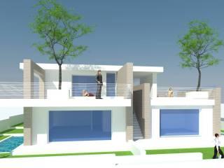 Foto - Casa indipendente 238 mq, nuova, Peschiera del Garda