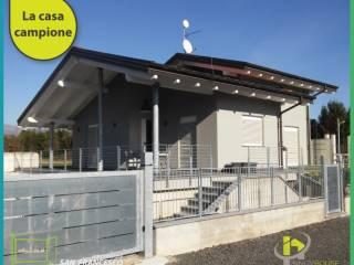 Photo - Single family villa, new, 100 sq.m., Pertusio