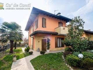 Foto - Villa, ottimo stato, 168 mq, Calcinate
