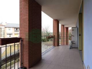 Foto - Bilocale via Giuseppe Mazzini 2, Lucino, Rodano