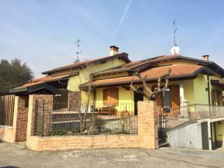Foto - Villa via Resistenza, San Michele, Bregnano