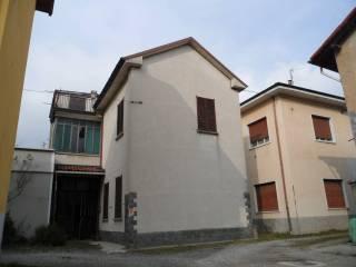 Foto - Casa indipendente via Sant'Agostino 1, Mariano Comense