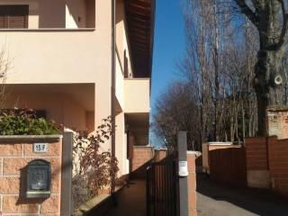Foto - Villetta a schiera via 20 Settembre, Nibbiola