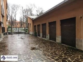 Foto - Box / Garage via Giovanni Boccaccio, Desio