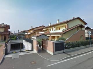 Foto - Villetta a schiera all'asta via Galli 8-E, Ciserano
