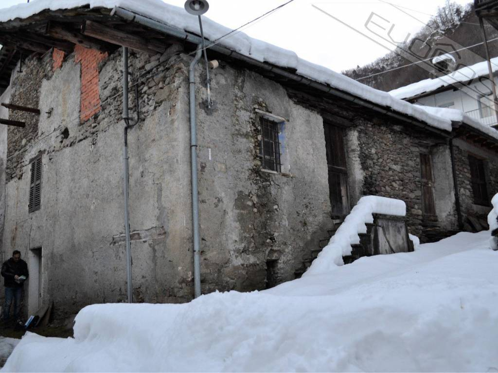 foto esterna Detached house Borgata Campo la Salza, Massello