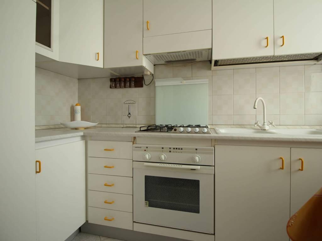 foto cucinotto 4-room flat via Remmert, 75, San Maurizio Canavese