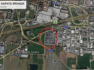 Foto - Terreno edificabile industriale a Agrate Brianza
