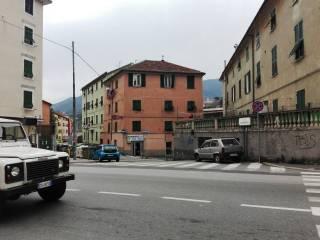 Foto - Trilocale all'asta via Barchetta, Bolzaneto, Genova