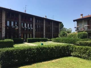Foto - Trilocale ottimo stato, piano terra, Colognola, Bergamo
