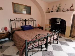 Foto - Casa indipendente piazza Castello, Montesardo, Alessano
