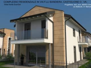 Foto - Villa, nuova, 149 mq, Castiglione Olona
