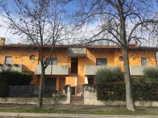 Foto - Trilocale via Regina Margherita, Mozzecane