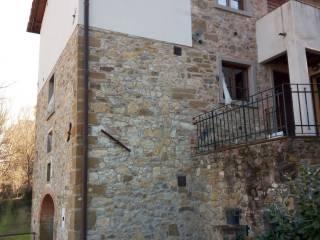 Foto - Trilocale Strada Provinciale Val d'Ambra, Capannole, Bucine