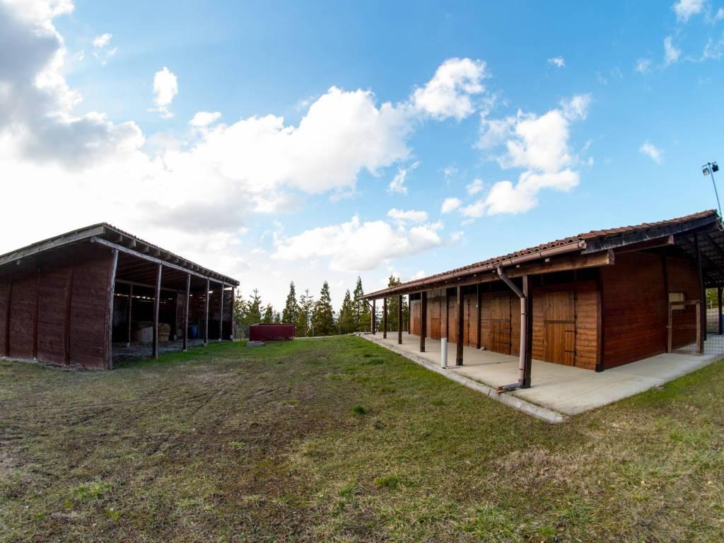 foto ESTERNO Villa, buono stato, 330 mq, Brignano-Frascata