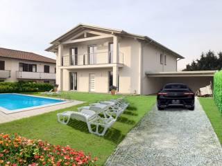 Foto - Villa, nuova, 250 mq, Angera