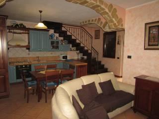 Foto - Villa a schiera via Giuseppe Palli, Lungavilla