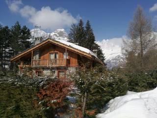 Foto - Villa, ottimo stato, 595 mq, Courmayeur