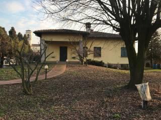 Foto - Villa via Gian C  Tesino, Capergnanica