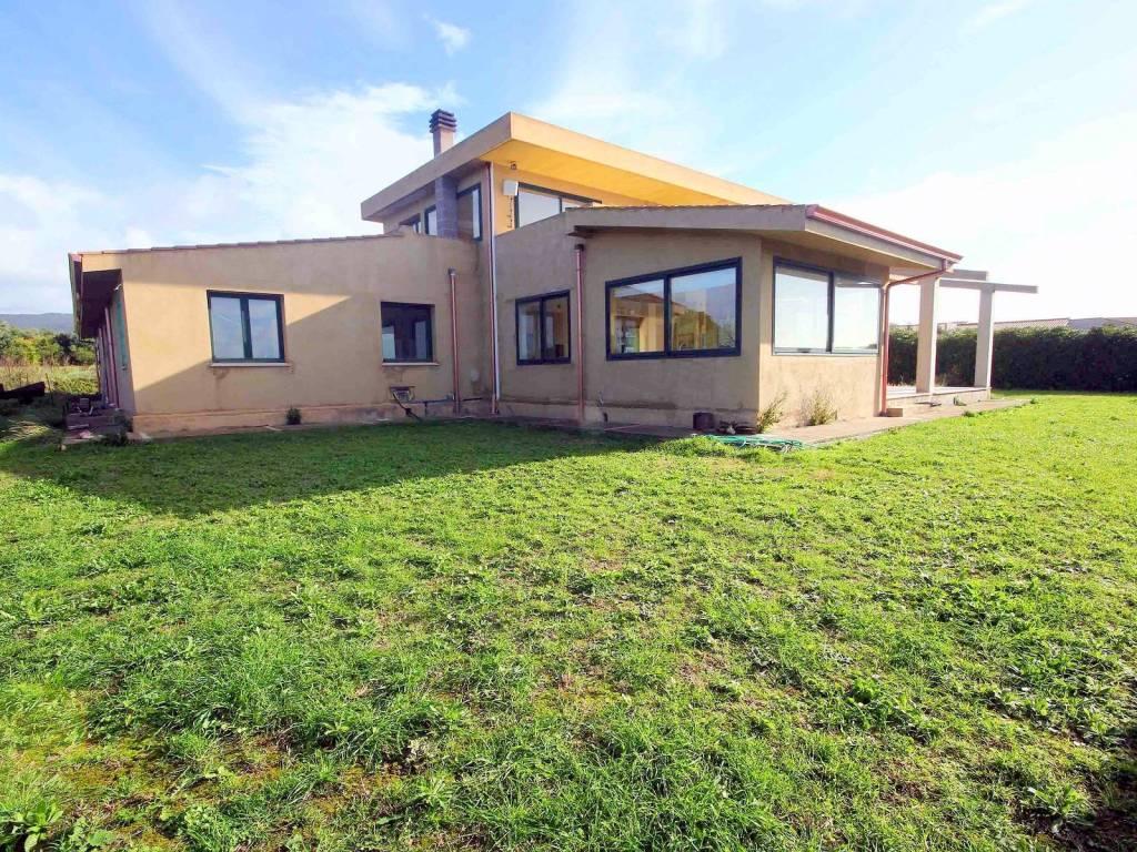 foto  Villa, nuova, 247 mq, Narbolia