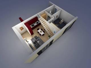 Foto - Appartamento via San Rocco, Castelseprio