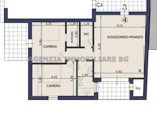 Foto - Trilocale nuovo, primo piano, Bagnolo, Montemurlo