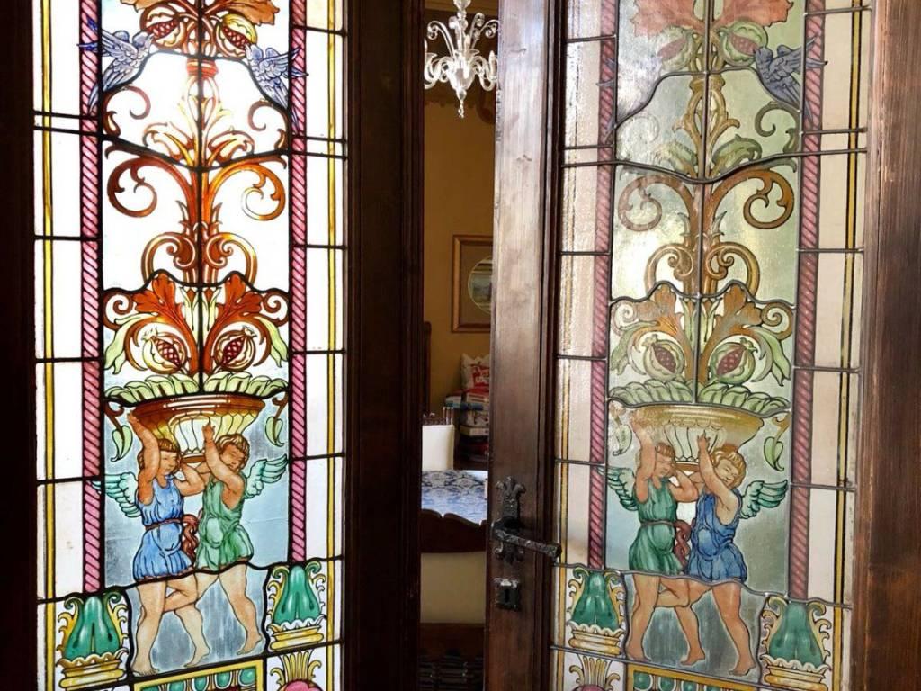 foto ingresso salotto Appartamento viale Spartaco Lavagnini, Firenze
