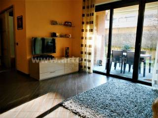 Photo - 3-room flat excellent condition, ground floor, Mantegazza, Vanzago