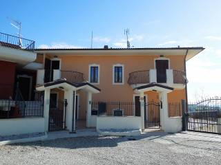 Foto - Villetta a schiera via Alessandro Manzoni, Casa Monte Gesu, Appignano del Tronto