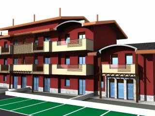Foto - Villa, nuova, 157 mq, Dairago