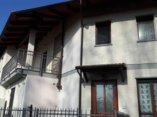 Foto - Quadrilocale via Roma, Montalenghe