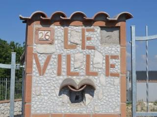 Foto - Villetta a schiera via Balzo delle Pernili 18, Capena