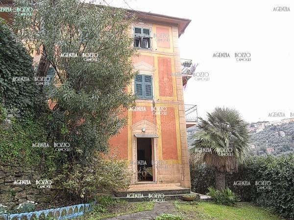 foto La palazzina Bilocale via Enrico Figari, Camogli