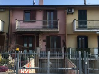 Foto - Villetta a schiera via 2 Giugno 21, Verdello