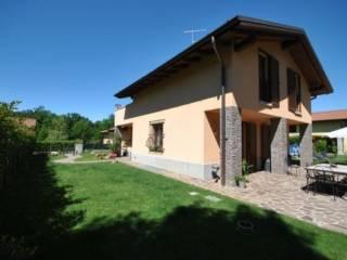Foto - Villa, ottimo stato, 210 mq, Galliate Lombardo