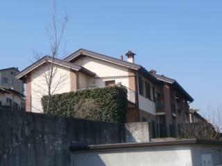 Foto - Trilocale via Sant'Ambrogio, Costa Masnaga