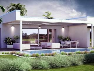 Foto - Villa, nuova, 2 mq, Calco