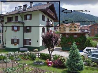 Foto - Appartamento via Isolabella 7, Primiero San Martino di Castrozza