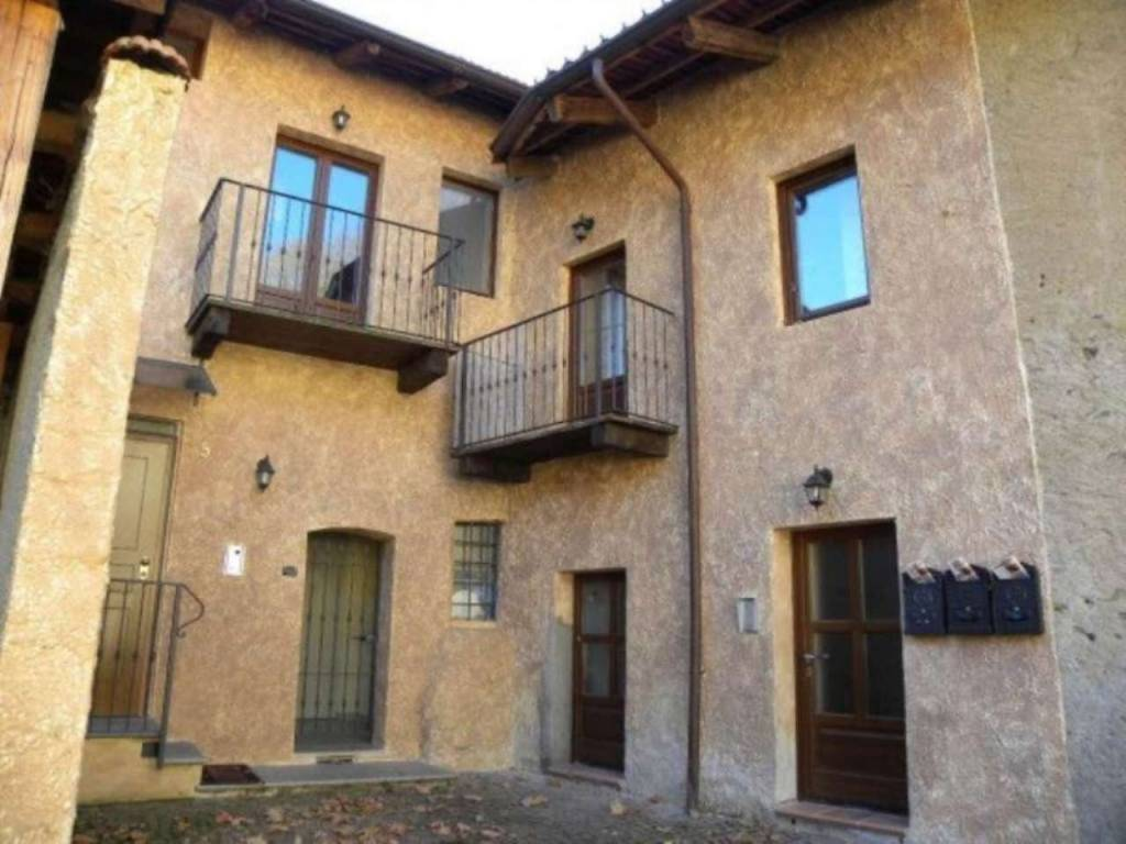 foto Esterno Single-family townhouse vicolo Fucina, Almese