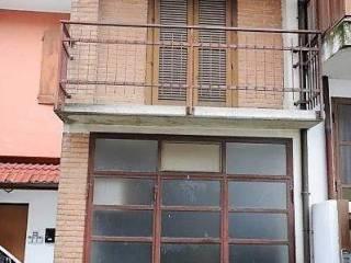 Foto - Casa indipendente Circonvallazione Porta Nuova, Caravaggio