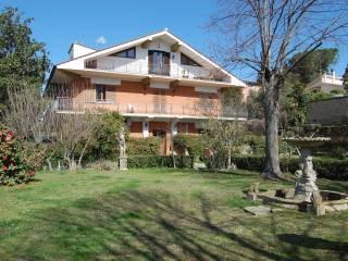 Foto - Appartamento via Molvedo 6, Monte Caminetto, Sacrofano