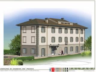 Foto - Casa indipendente via Leonardo da Vinci 6, Cassina de' Pecchi